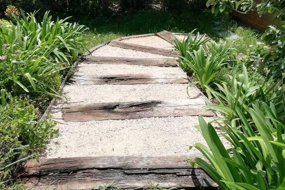 <i>Escaliers après réalisation</i>
