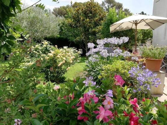 <i>Jardin fleuri</i>