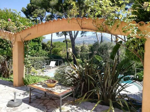 <i>Aménagement terrasse extérieure</i>