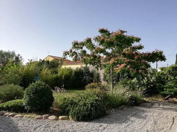 <i>Bord jardin copropriété</i>