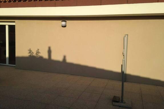 <i>Avant réalisation terrasse</i>
