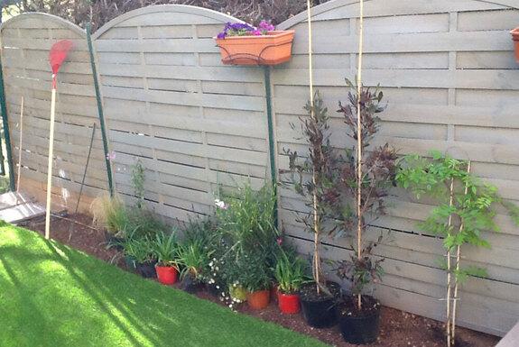 <i>Création de jardin finalisé</i>